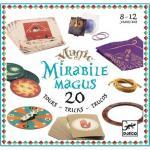 Colectia 20 de trucuri de magie Mirable Magus Djeco