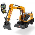 Excavator Dickie Toys Liebherr cu telecomanda