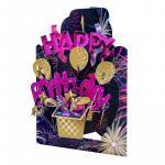 Felicitare aniversara 3D Swing Cards La multi ani