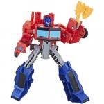 Figurina Transformers cyberverse warrior class Optimus Prime