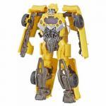 Figurina de actiune Transformers Bumblebee mission vision