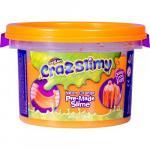 Galetusa cu slime neon Cra-Z-Slimy portocaliu neon