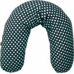 Husa pentru perna de alaptat Comfort Exclusive 170 cm Womar Zaffiro