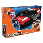 Kit constructie Airfix Bugatti Veyron Black and Red