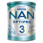 Lapte praf Nestle NAN 3 Optipro 400 g 1-2 ani