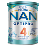 Lapte praf Nestle Nan 4 Optipro 400 g 2-3 ani