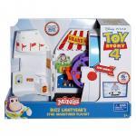 Mini set de joaca Toy Story Aventura lui Buzz Lightyear