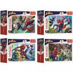 Puzzle trefl mini 54 Spiderman
