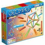Set constructie magnetic confetti 35