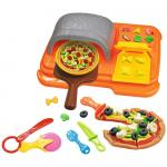 Set Art and Fun Pizza Dough Simba cu 14 accesorii