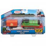 Locomotiva Percy cu vagon