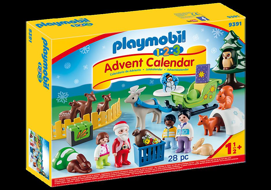 1.2.3 Calendar Craciunul in padure