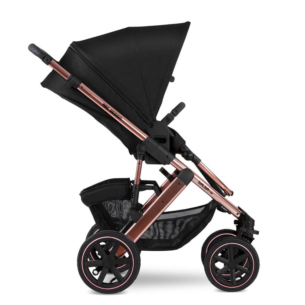 Carucior 2 in 1 Salsa 4 Air Rose gold Abc Design 2020 - 1