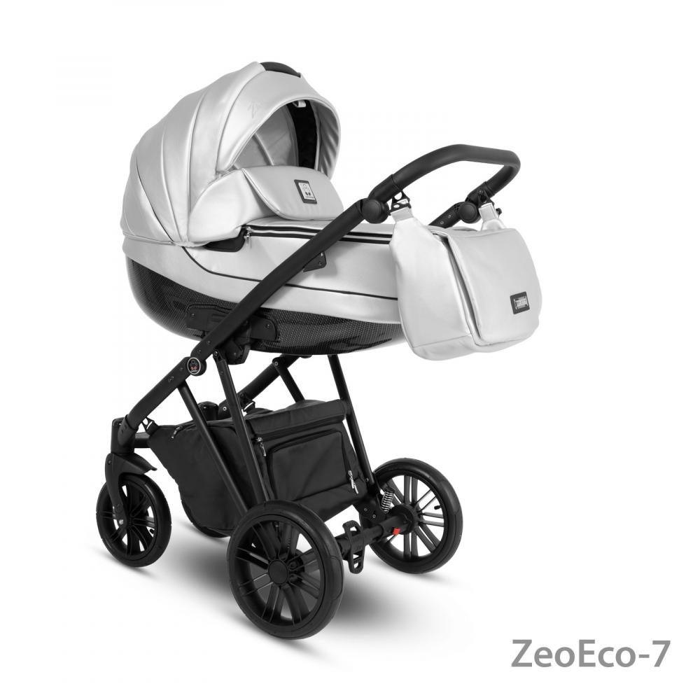 Carucior copii 3 in 1 Zeo Eco Camarelo zeo-eco-7