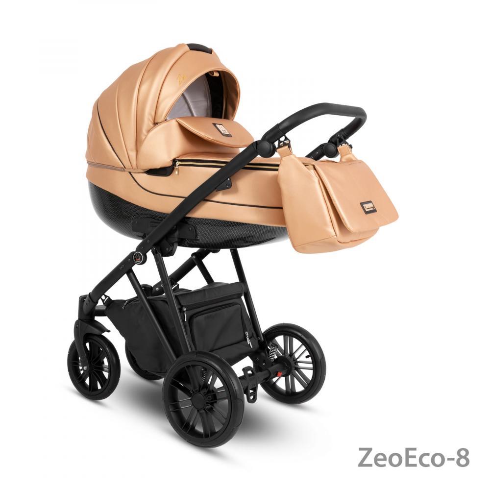 CAMARELO Carucior copii 3 in 1 Zeo Eco Camarelo zeo-eco-8