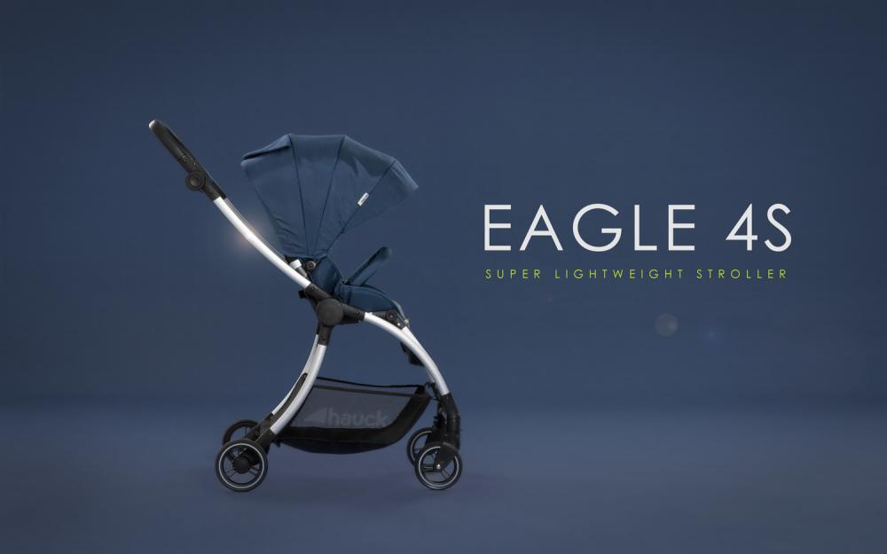 Carucior Eagle 4S Denim Grey