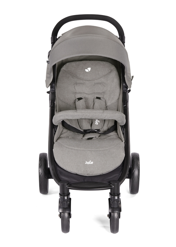 Carucior multifunctional Litetrax 4 Gray Flannel imagine