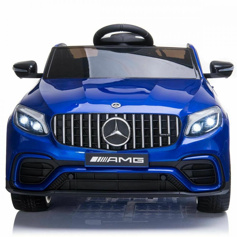 Masinuta electrica Marcedes Benz GLC 63 Albastru