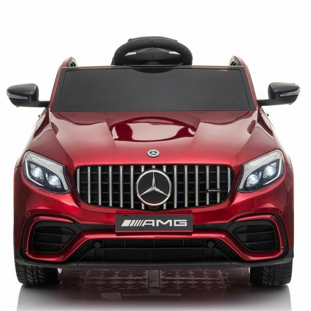 Masinuta electrica Mercedes Benz GLC 63 Rosu Editie Limitata imagine