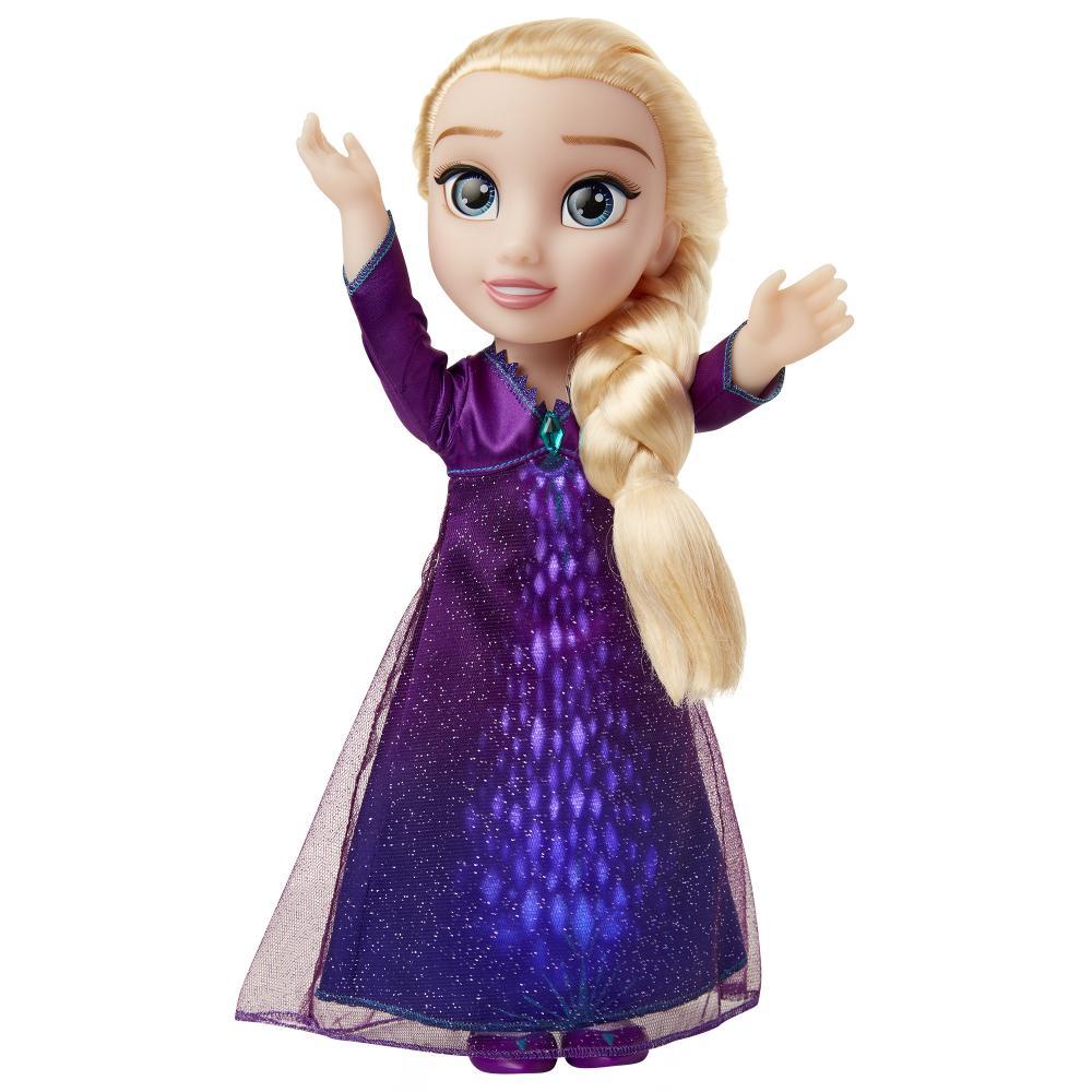 Papusa Elsa cu functii
