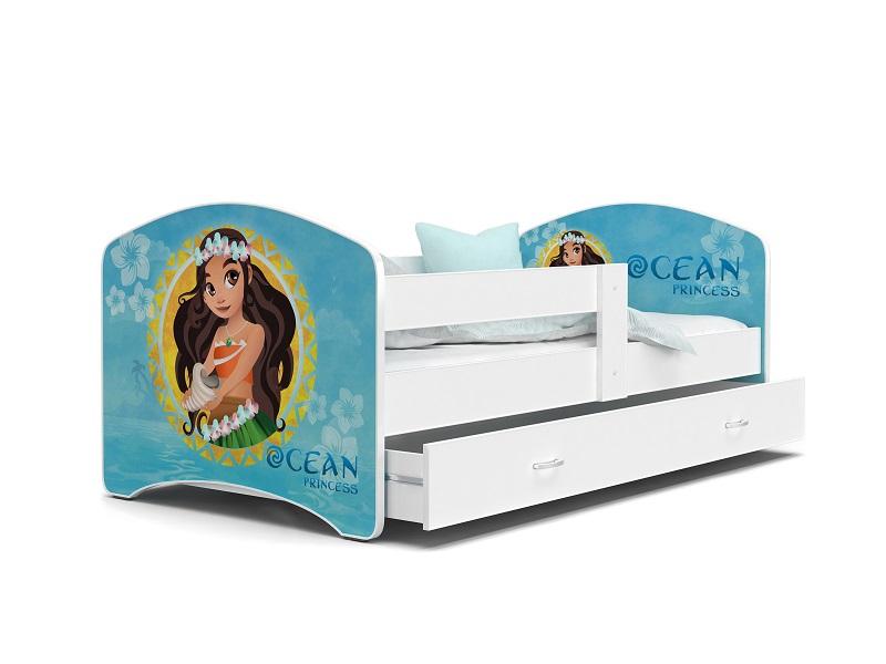 Patut Tineret Lucky 57 Ocean Princess 140x80 cm