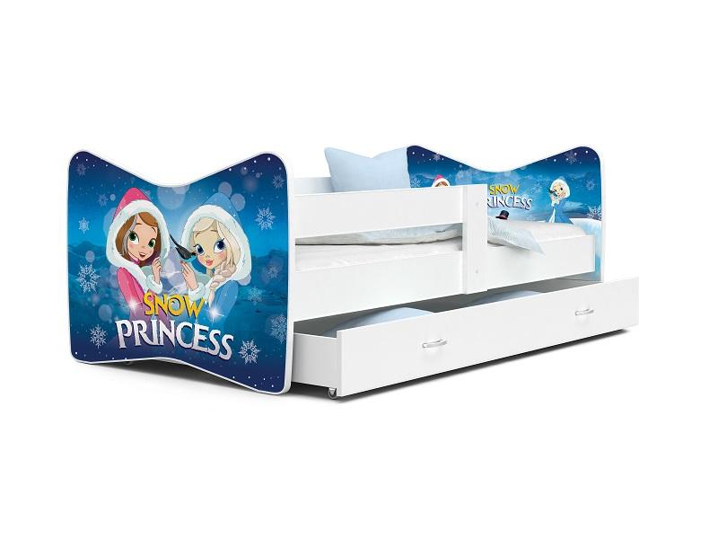 Patut Tineret Tomi 63 Snow Princess 160x80 cm