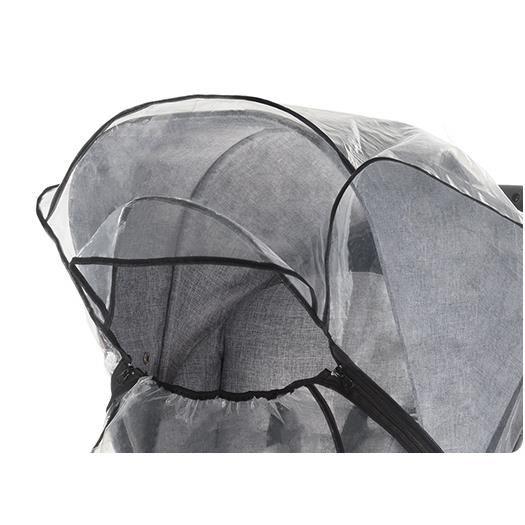 Protectie de ploaie universala cu fermoar pentru carucioare RainCover Classic+ REER 84069 - 3