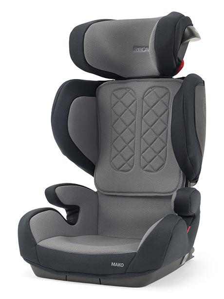 Scaun auto cu isofix Mako Core Carbon Black