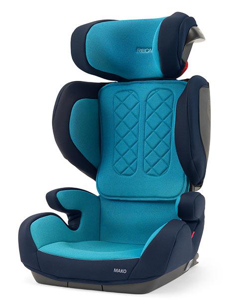 Scaun auto cu isofix Mako Core Xenon Blue