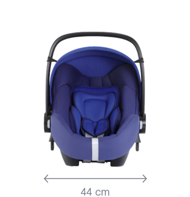 Scaun auto Baby-Safe 2 i-SIZE Blue Marble Britax Romer