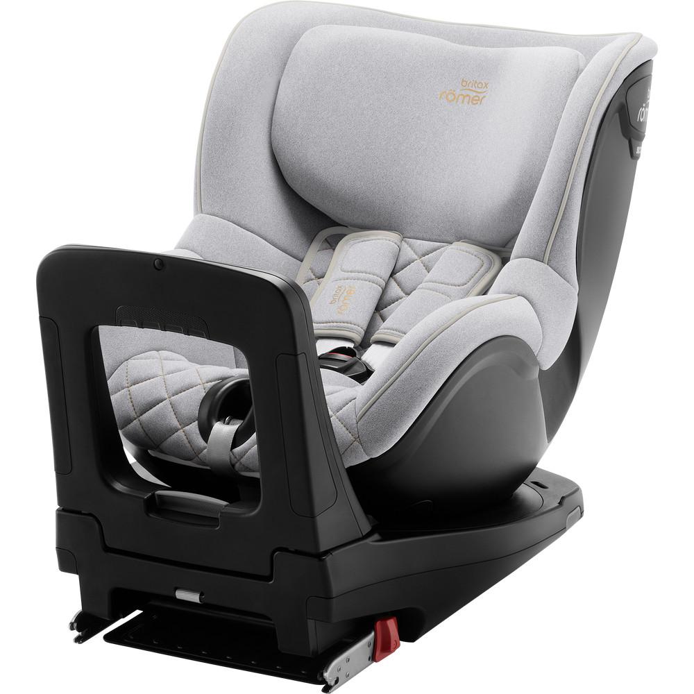 Scaun auto Dualfix M I-size Nordic grey Britax Romer