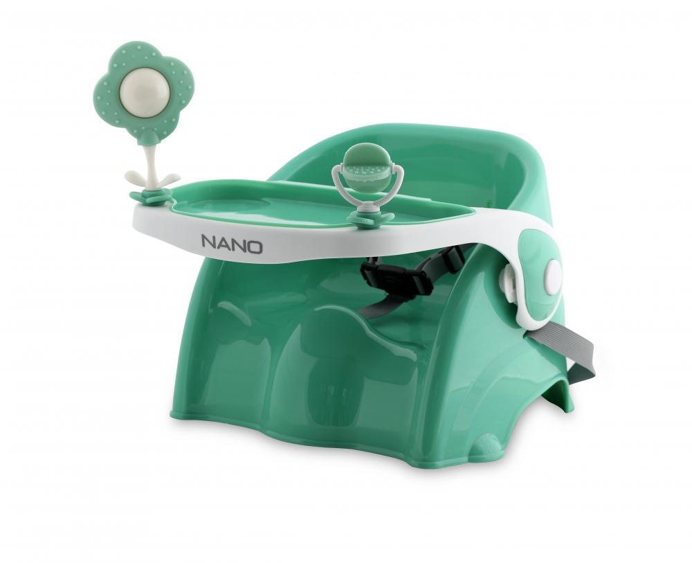 Scaun de masa Booster Nano Green