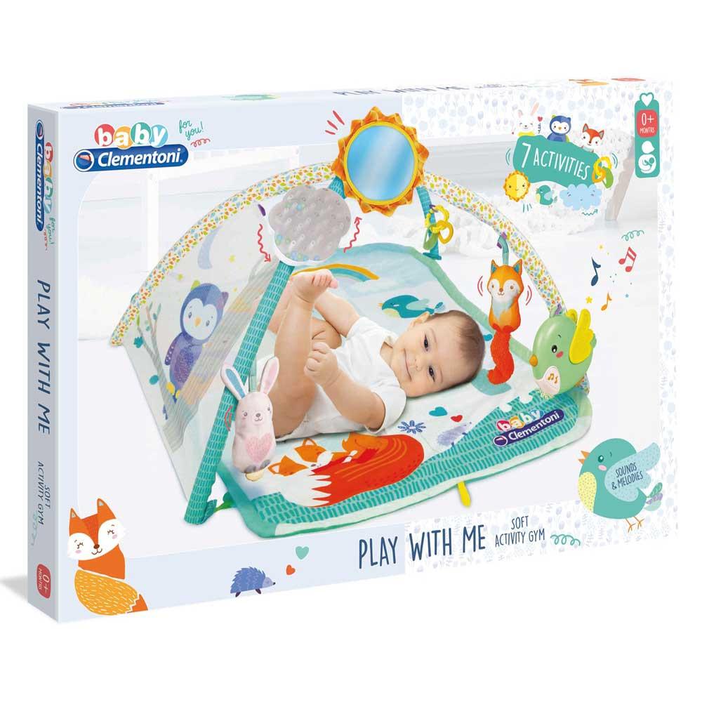 Spatiu de joaca bebelusi Clementoni imagine