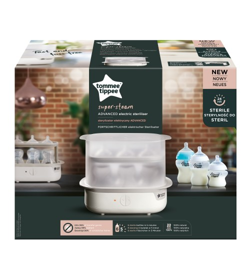 Sterilizator electric Advanced Tommee Tippee imagine