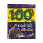 Carte 100 de animale salbatice
