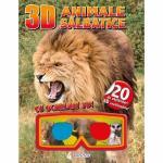 Abtibilduri Animale salbatice 3D