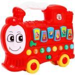 Locomotiva Cho Cho Globo cu sunete si lumini