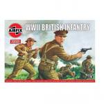 Kit constructie Airfix soldati WWII British Infantry N. Europe