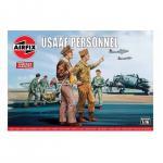 Kit cosntrcutie Airfix soldati USAAF Personnel