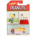 Masinuta Peanuts Qombee Hot Wheels