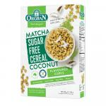 Cereale fara zahar cu Matcha si Nuca de Cocos 200g Orgran