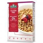 Cereale din orez si mei cu aroma de fructe de padure x 300g Orgran