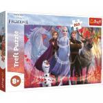 Puzzle Trefl Frozen 2 In Cautarea Aventurii 260 piese