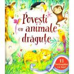 Carte Povesti cu animale dragute