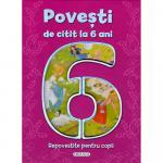 Carte Povesti de citit la 6 ani