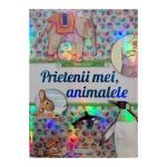 Carte Prietenii mei animalele