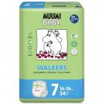Scutece finlandeze eco tip chilotel Muumi Baby 7, 16 - 26 kg 34 bucati