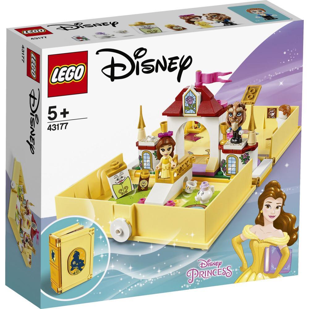Aventuri din cartea de povesti cu Belle Lego