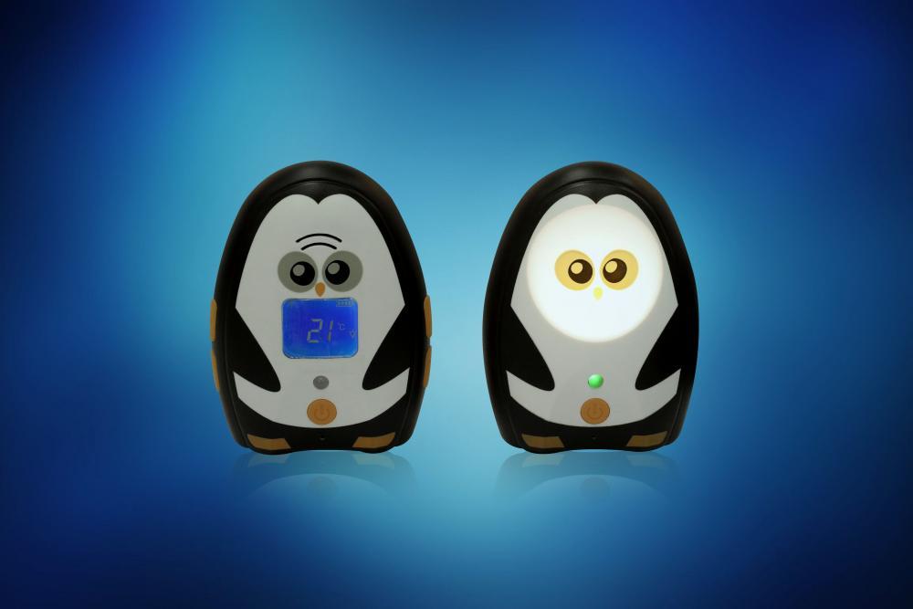 Baby monitor wireless Pinguin imagine