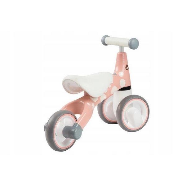 Bicicleta fara pedale Flamingo Ecotoys LB1603
